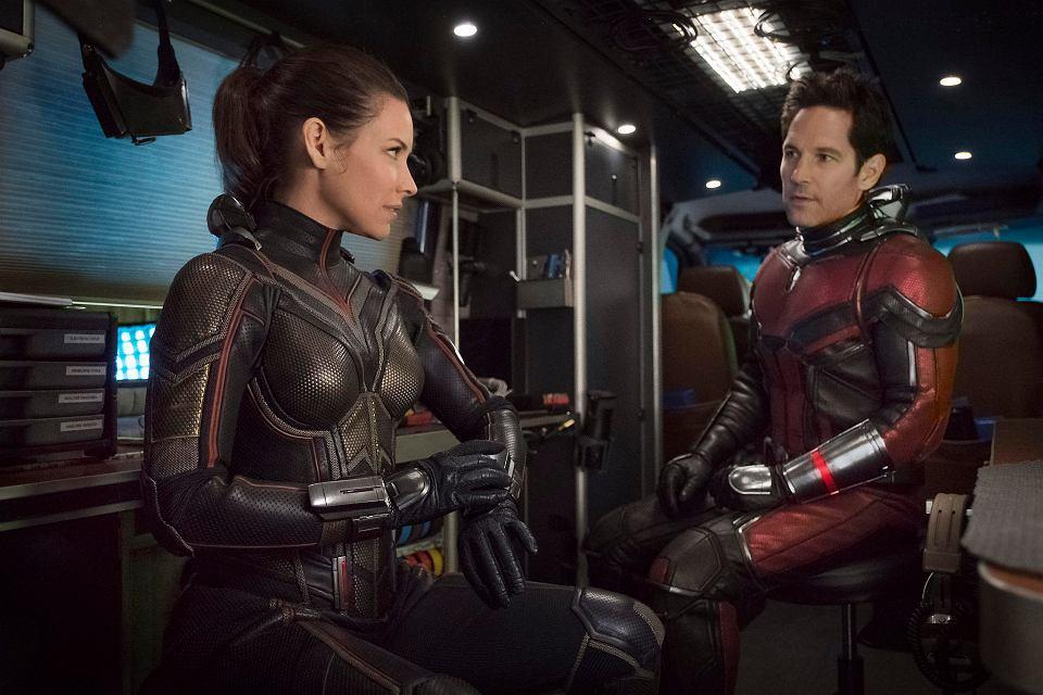 'Ant-Man i Osa'