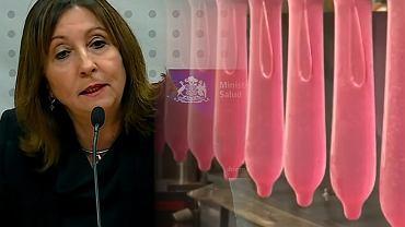 Alarm zdrowotny w Chile. Wszystko przez prezerwatywy sprowadzone z... Chin