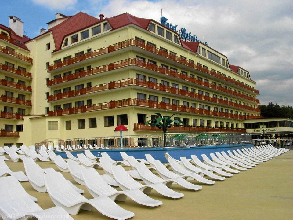 Gołębiewski Chce Do Morza Czy W łebie Powstanie Gigantyczny Hotel