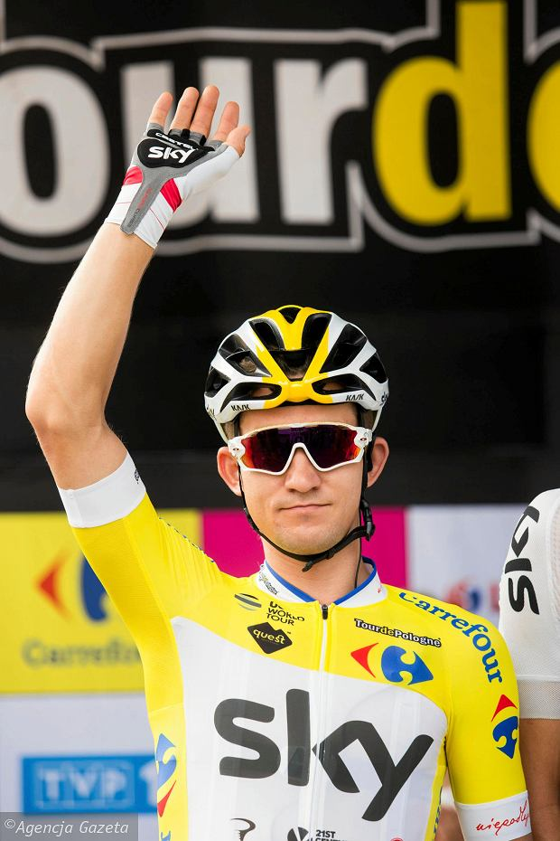 Zdjęcie numer 4 w galerii - Tour de Pologne. Michał Kwiatkowski trzeci na etapie Zakopane - Bukovina Resort. Polak pozostał liderem