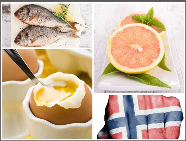 Dieta norweska: restrykcyjna, o skrajnie niskiej wartości energetycznej, oparta głównie na jajach i grejpfrutach, nie może być bezpieczna dla zdrowia