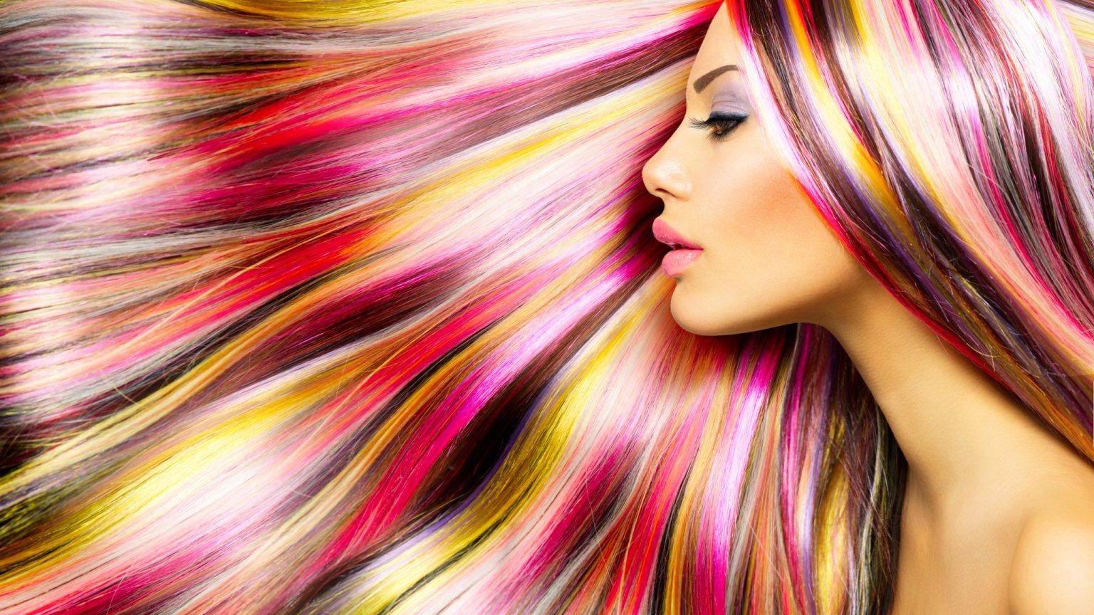 Modne Kolory Włos 243 W Na Wiosnę
