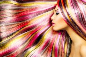Modne kolory włosów na wiosnę