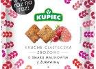 Nowe smaki w linii kruchych ciasteczek zbożowych KUPIEC