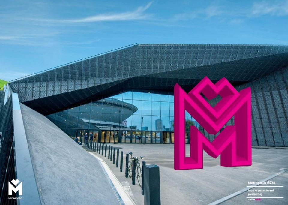 Zdjęcie numer 2 w galerii - Metropolia ma swoje logo. To wielkie M i wygląda świetnie