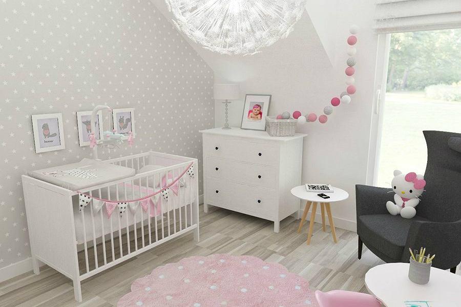Jaki dywan do pokoju dziecięcego?