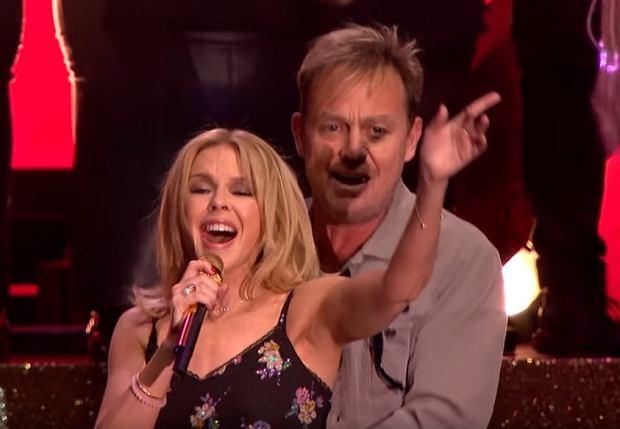 Kylie Minogue i Jason donovan