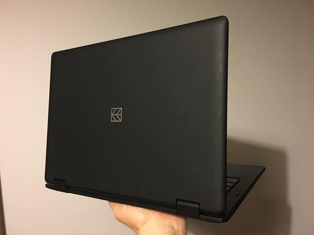 Laptop HYKKER Hello 11.6' jest naprawdę kompaktowy