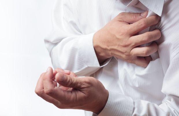 Zawa� serca - objawy