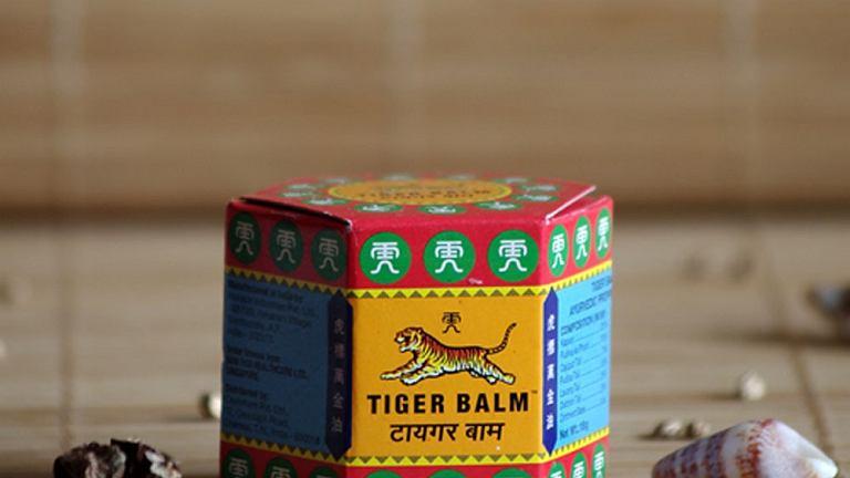 Maść tygrysia