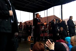 Przemówienie prezydenta Andrzeja Dudy podczas uroczystości Niedzieli Palmowej w Lipnicy Murowanej