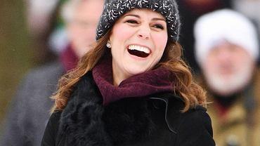 Księżna Kate z wizytą w Szwecji