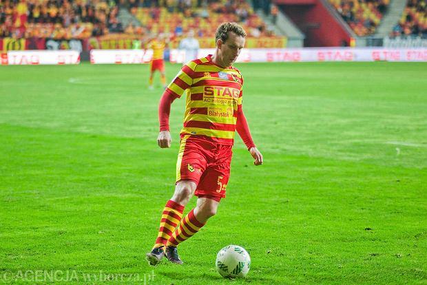 Zdjęcie numer 4 w galerii - Ekstraklasa. Konstantin Vassiljev nie zagra przez 6 tygodni?! W Jagiellonii zaprzeczają