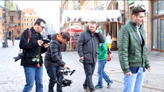 25 ekip filmowych poka�e niezwyk�y Wroc�aw. Wroc�aw kolejnym miastem po Warszawie i Katowicach