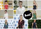 9 najciekawszych stylizacji gwiazd na konferencji ram�wkowej telewizji TVN