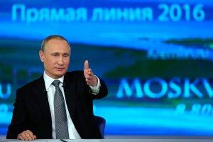 Rosyjski show roku, czyli 14. teleaudiencja Putina