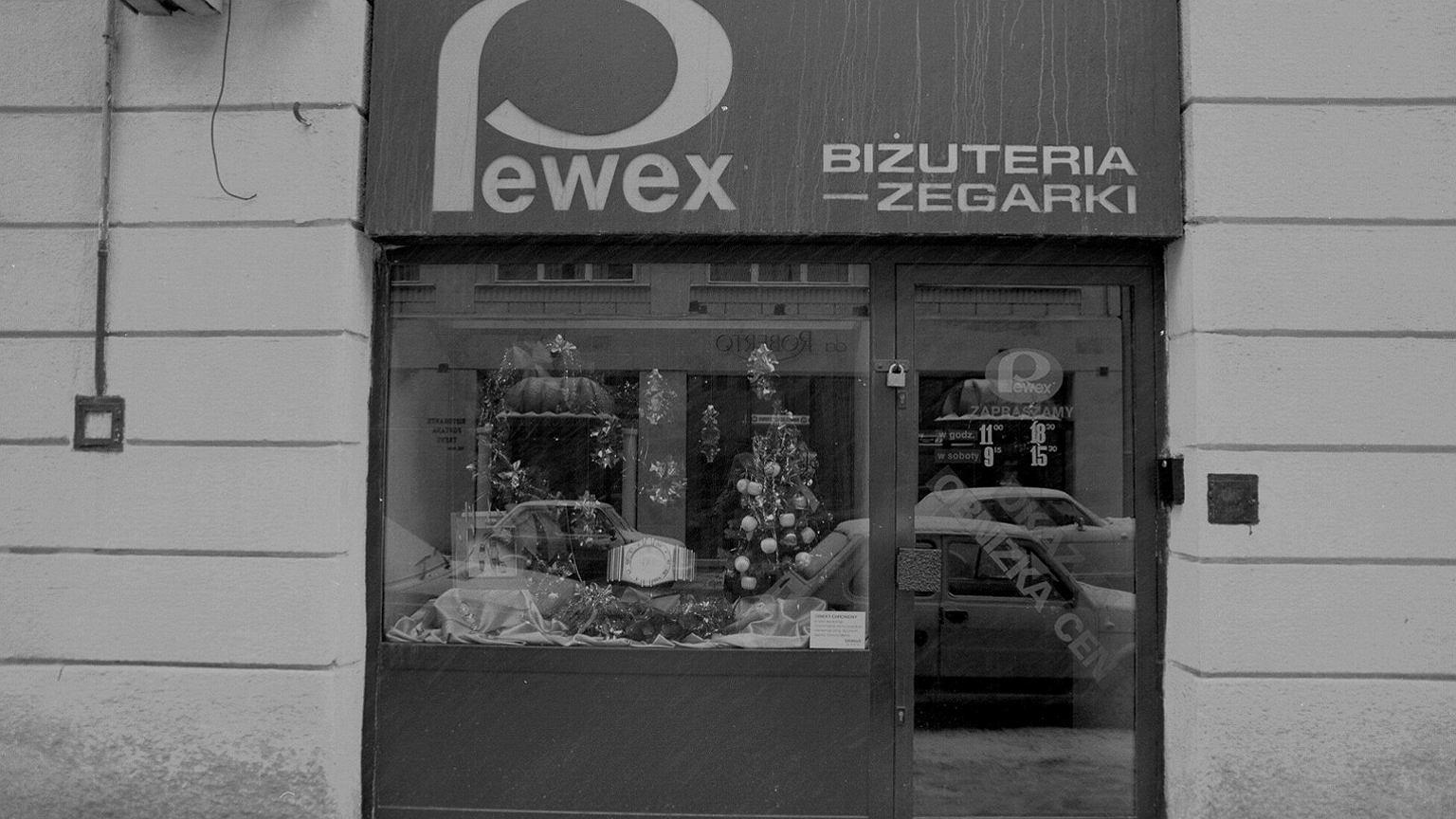 Pewex w Warszawie