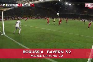 Bundesliga. Borussia - Bayern 3:2. Piszczek dośrodkowuje i Reus strzela na 2:2 [ELEVEN SPORTS]