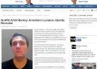 Banksy aresztowany i zdemaskowany? Tak twierdz� Amerykanie