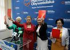 Korwin-Mikke dosta� czerwone kartki od kobiet zachodniopomorskiej PO