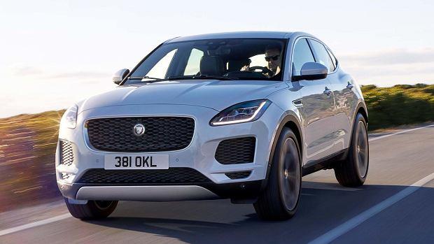 Znamy ceny nowego Jaguara E-Pace. Drogo?