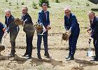Gdynia, 3 lipca 2017r.  Symboliczne rozpoczęcie inwestycji w ramach programu Mieszkanie Plus przy ul. Starochwaszczyńskiej