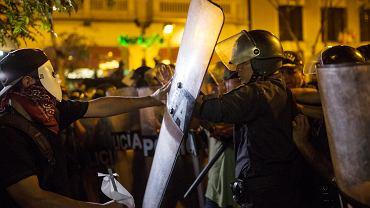 Protesty w Peru