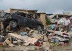 Klęska żywiołowa w USA i Meksyku. Ofiary śmiertelne i zniszczone miasta