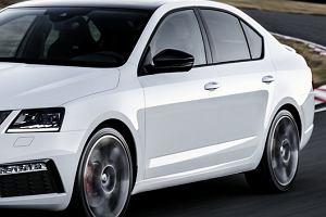 Skoda Octavia RS | Więcej mocy, ostrzejszy wygląd