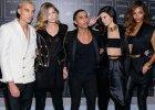 Pokaz Balmain dla H&M w Nowy Jorku - Kendall Jenner, Gigi Hadid i Jessica Mercedes Kirschner [DU�O ZDJ��]