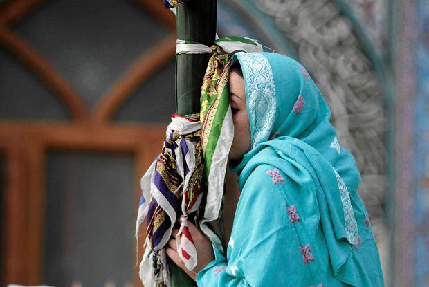Afganistan: Zastrzeli� �on�, bo wysz�a po zakupy bez pozwolenia