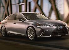 Lexus ES - Lexus idzie wbrew modzie. Zamiast SUV-a limuzyna