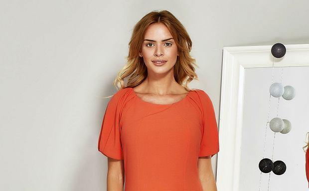 042c71e40f Nowy sezon  klasyczne sukienki do pracy w modnych kolorach jesieni