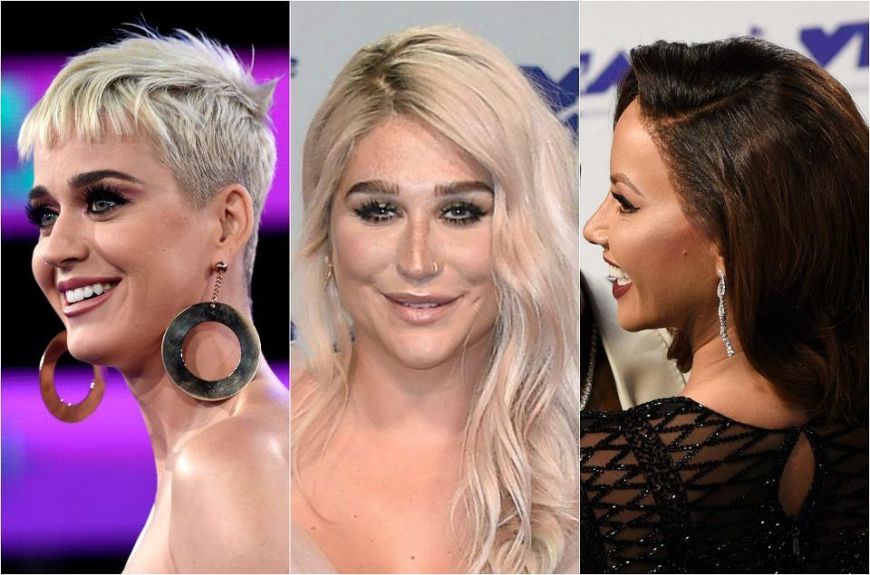 Zdjęcie numer 0 w galerii - MTV VMA. Katy Perry odsłoniła piersi, Kesha zmasakrowała figurę. Największe zaskoczenie? Ona. Gwarantujemy, nie poznacie jej!