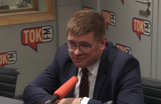 Tomasz Rzymkowski (Kukiz'15) w 'Poranku Radia TOK FM'