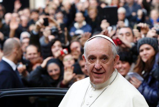 Papie� Franciszek zapowiedzia� pielgrzymk� do Ziemi �wi�tej