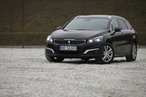 Peugeot 508 SW 2.0 HDi AT Allure | Test | Auto uniwersalne