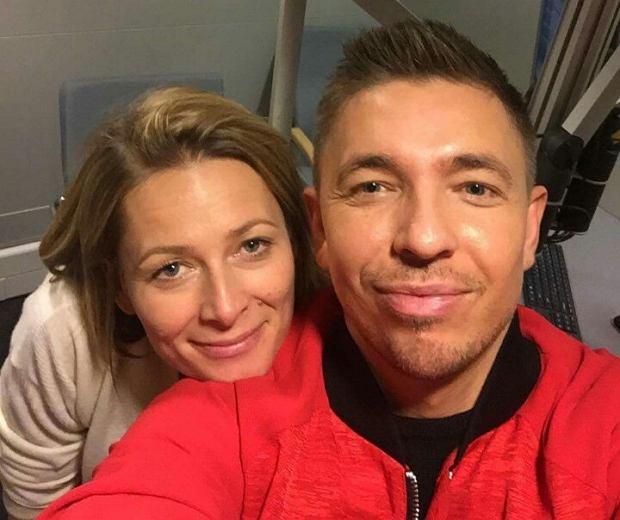 Odeta Moro i Łukasz Jemioł w 'Morowym Weekendzie'