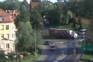 Rzadki wyrok: kierowca tira zginął w wypadku, właściciel auta też winny