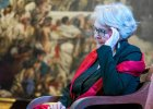 Dyrektor Zofia Gołubiew żegna się z Muzeum Narodowym