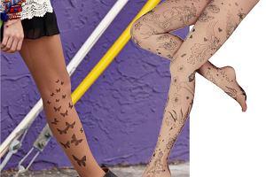 Calzedonia Trendspotting & tattoos