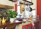 Kuchnia z elementami stylu wiejskiego - idealne połączenie nowoczesności z tradycją