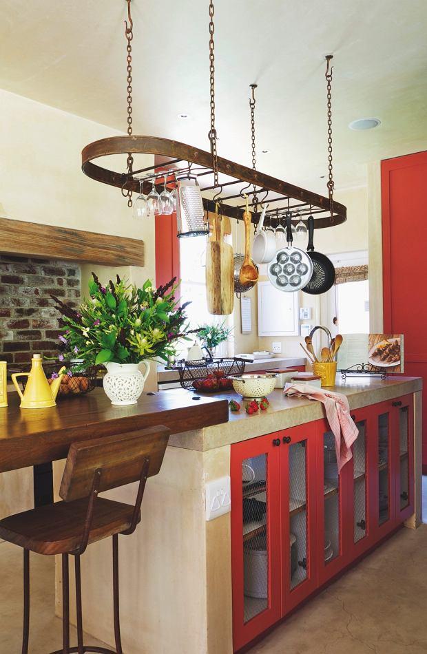 wiejskie kuchnie budowa projektowanie i remont domu