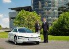Volkswagen XL1 | Pierwszy egzemplarz trafi� do klienta