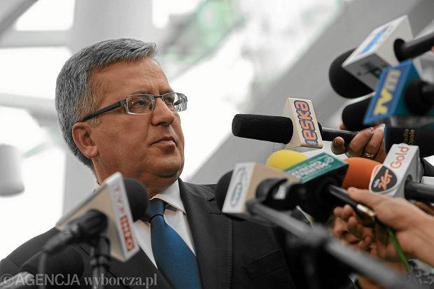 Prezydent: Nie da si� zrozumie� Polski bez zrozumienia polskiej wsi