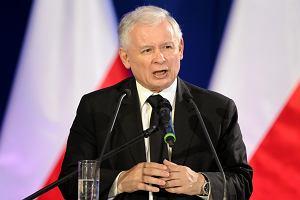 Jaros�aw Kaczy�ski: Moskwa k�ama�a w sprawie Smole�ska, teraz te� k�amie