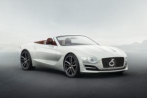 Elektryczny Bentley | Technologia z Porsche Mission E
