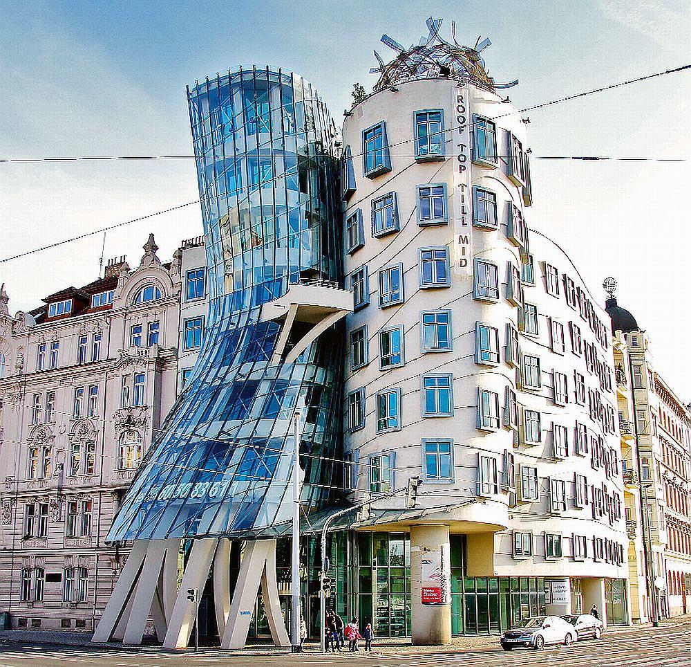 Praga Tańczący Dom