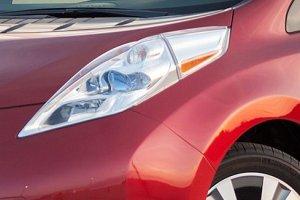 Nissan Leaf | 500 km elektrycznego zasięgu