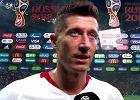"""Robert Lewandowski komentuje przegrany mecz z Kolumbią. """"Wiele rzeczy na mundialu nie funkcjonowało. Walczyliśmy, chcieliśmy jak najlepiej"""""""